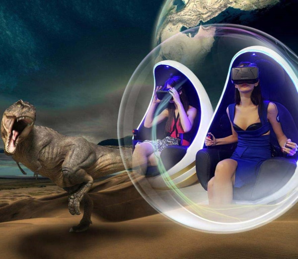 9D Virtual Reality Cinema